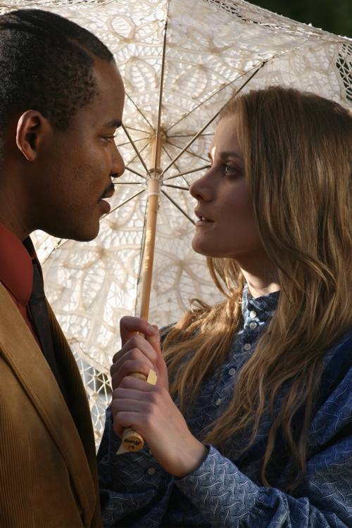 Khanyiso & Margaret Kiss (1)